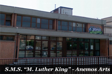 "Dove Siamo - S.M.S. ""M. Luther King"" - Anemos Arts"